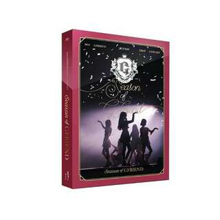GFRIEND - SEASON OF GFRIEND BLU RAY (2018 GFRIEND FIRST CONCERT)