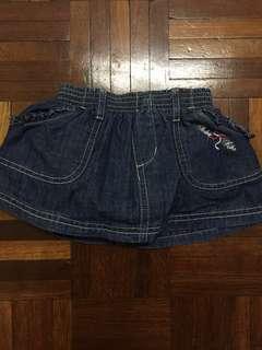 Baby Kiko Skirt Jeans