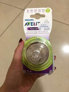 Philips Avent natural teats flow 2
