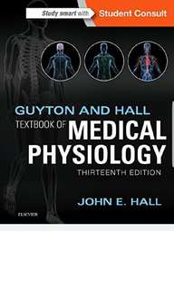 Guyton and Hall 