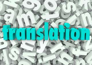 Translation Eng-Chi / Chi-Eng