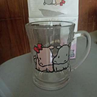 HIPPO GLASS