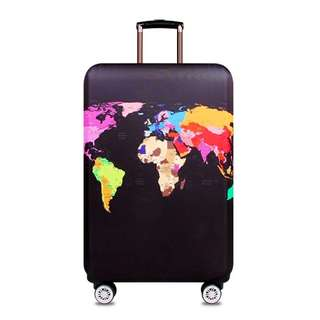 *Ready Stock* Luggage Map Cover