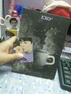[WTS]EXO UNIVERSE ALBUM WITH XIUMIN PC