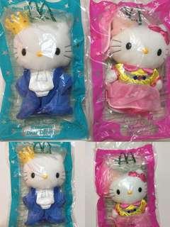 Hello Kitty McDonald Wedding Set