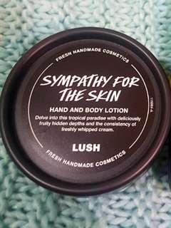 LUSH Hand & Body Lotion 45g/ Hand Cream 45g