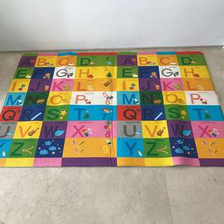 Dwinguler Alphabet Playmat / Korean Baby Mat