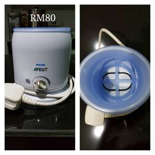 Avent Sterilizer and warmer