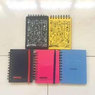 pocket-sized notebooks / notepads #PayDay30