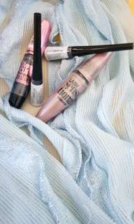NEW MAYBELLINE!!! Maskara dan eyeliner NEW