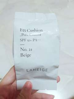 Laneige BB Cushion Pore Control Refill 21
