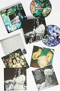 (PO) LANA DEL REY ULTRAVIOLENCE BOX SET SHARING