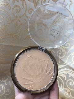 Wet n wild bronzer shade: ticket to brazil