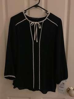 Zara shirt size S