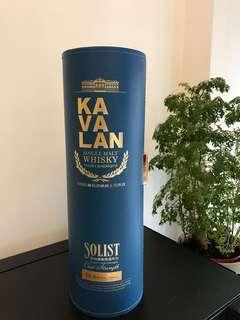 KAVALAN Solist Vinho Barrique  Single Cask Strength
