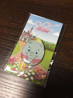 Disney Pin 迪士尼徽章 - 小飛象 Dumbo 花蛋