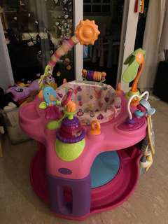 Bright Starts Activity Centre baby bouncer