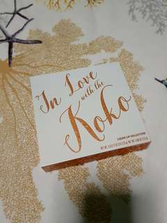 Koko Liquid Lip Kollection