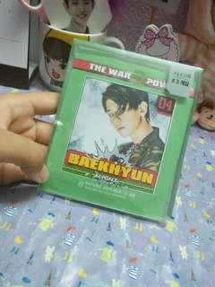 [WTS]EXO BAEKHYUN NR MASK