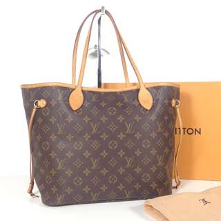 LOUIS VUITTON NEVERFULL MM DATECODE:CA4008 (LV1936)