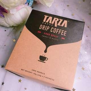🈹TARZA掛耳滴漏咖啡 drip coffee 5包裝