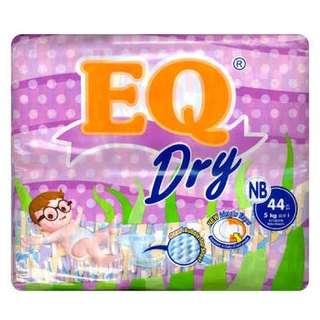 EQ Dry  Newborn Diaper