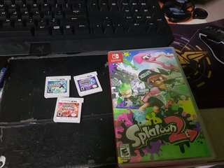 3DS Pokemon games