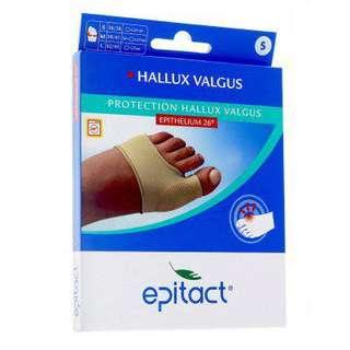 "Hallux Valgus ""Bunion"" flexible bunion protection"