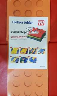 Clothes Folder *As SEEN on TV*