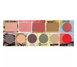 [READY LAGI!] THE BALM 11 Warna😍😍😍