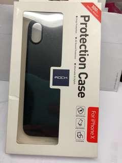 iPhoneX 全黑電話殻