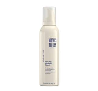 [PRE-Order] Marlies Moller Style & Hold Strong Styling Foam 200ml