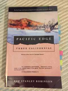 """Pacific Edge"" by Kim Stanley Robinson"