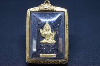 龍婆dum2455柬埔寨佛祖法相「泰國佛牌」