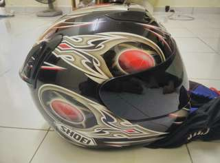 Helmet SHOEI X11