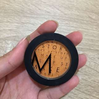 MAKEOVER single eyeshadow (NEW!)