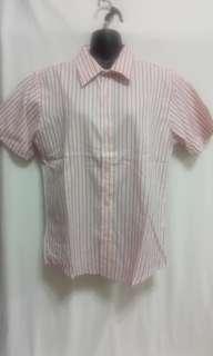 🚚 直紋襯衫(全新)