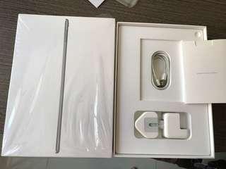 100%全新iPad Pro 9.7吋 128GB Wi-Fi 太空灰 全套