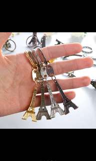 🚚 巴黎鐵塔鑰匙圈