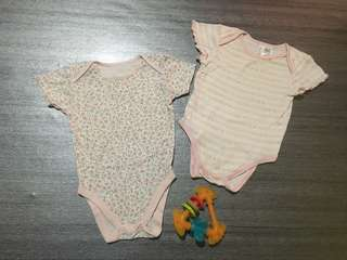 Baby Rompers 6-12m