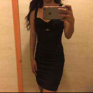Forever 21 Sexy Fitted Dress