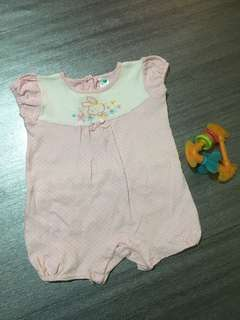Baby rompers girl 6-12m