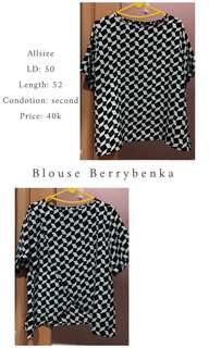 Blouse Berrybenka