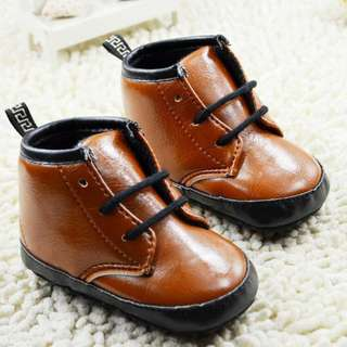 Prewalker Baby boots brown 3 sizes