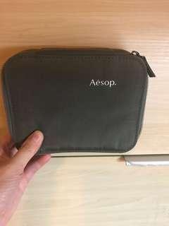 Aesop x Cathay Pacific makeup bag 化妝袋