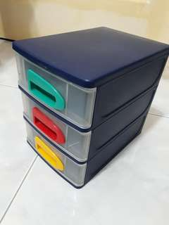 Stationery Drawer - 3 Tiers