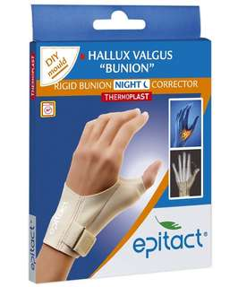 Epitact - Rigid Night Thumb Brace For Painful Thumbs - Left Hand
