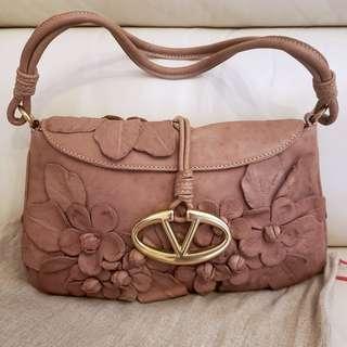 Authentic Valentino Leather Handbag