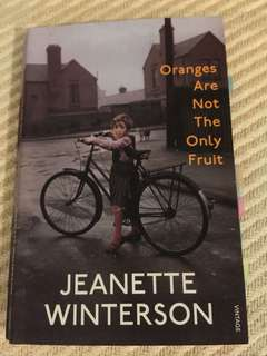 """Oranges Are Not the Only Fruit"" by Jeanette Winterson"
