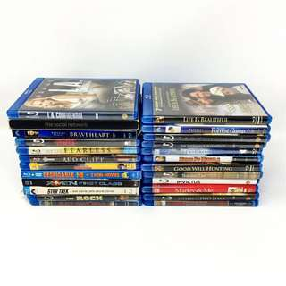 Blu Ray Movies 🎥 Excellent Condition
